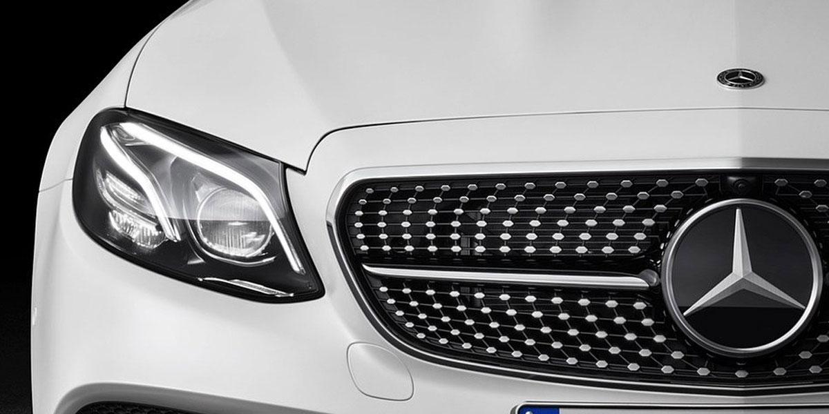 Mercedes Servicing